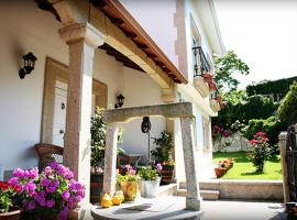 Casa Lourido, Lires (Queiroso yakınında)