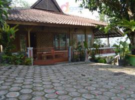 Villa Widuri 1, Cipondok (рядом с городом Garut)