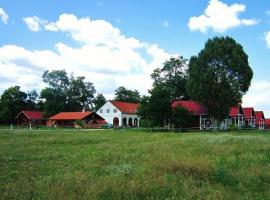 Akac-Tanya, Újlengyel (рядом с городом Újhartyán)