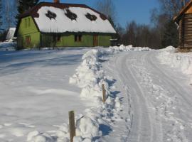 Kõrgemäe puhketalu, Eoste (Kiidjärve yakınında)