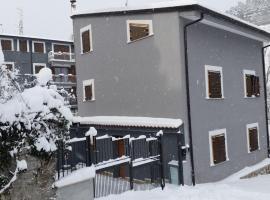 Villetta in Alfedena, Alfedena (Scontrone yakınında)