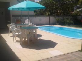 Casa em Itacimirim, Pontão