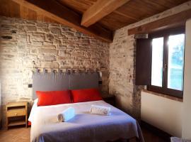 Il Gelso Room&breakfast, Pennabilli (Monte Benedetto yakınında)