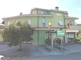 Hotel La Rotonda, San Giustino (Lama yakınında)