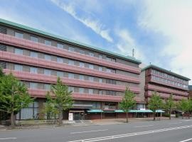 京都平安之森酒店