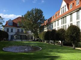 Hotel Villa Heine Wellness & Spa, Halberstadt
