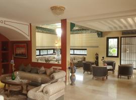 Villa Elyas, Маракеш