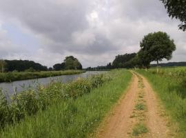 Ferienwohnung_ Guester, Güster (Gudow yakınında)