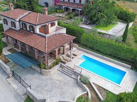 Villa Bajkini by Istarski Dvori, Vižinada (рядом с городом Vranje Selo)