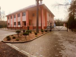 Baza otdiha Berezovaya Rosha, Beloe Ozero (Znamenka yakınında)