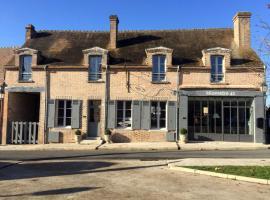 Km 41, Chaumont-sur-Tharonne (рядом с городом Saint-Viâtre)