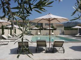 Alpilles Villa Soleil, Aureille