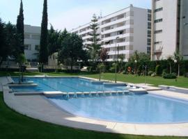 Apartamento Alba-park, Sant Genís de Palafolls