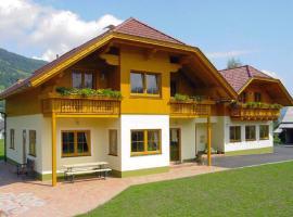 Ferienwohnungen Unterweger, Sankt Georgen ob Murau (Sankt Lorenzen ob Murau yakınında)