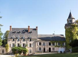 La Tour de Labergement, Moloy (рядом с городом Poncey-sur-l'Ignon)
