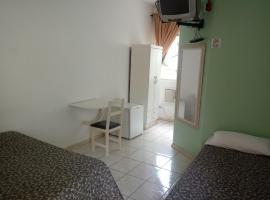 Hotel Central, Erval Velho (Campos Novos yakınında)