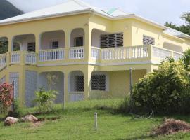 Villa Benito, Nevis (Near Charlestown)