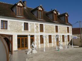Le Manoir des Chapelles, Venoy