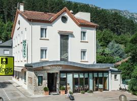 Hotel Des Gorges Du Tarn, Florac (рядом с городом Bédouès)