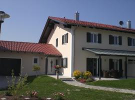 Ferienhof Nirschl, Winzer (Mühlau yakınında)