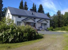 Villa Raatteenranta, Куусамо (рядом с городом Joutsenniemi)