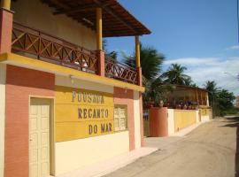 Pousada Recanto Do Mar Camocim, Camocim (Maceió yakınında)