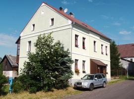 Penzion, apartmany Florian, Horní Blatná (Potŭčky yakınında)