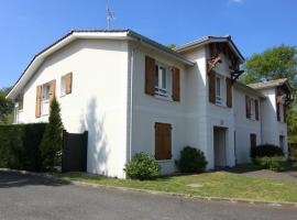 Jardin du Bourg, Lanton (Near Audenge)