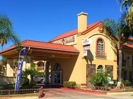 Dynasty Suites Hotel, Riverside