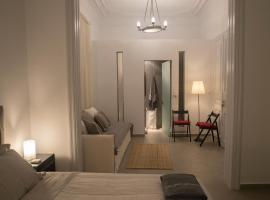 Athenian Neoclassical Apartment