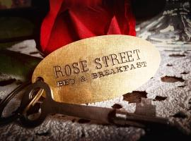 Rose Street Bed & Breakfast, Джорджтаун