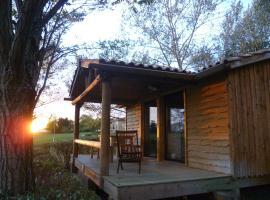 Camping Pré-Fixe, Cassagnabère-Tournas (рядом с городом Cazeneuve-Montaut)
