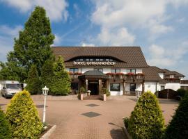 Ringhotel Germanenhof, Sandebeck (Feldrom yakınında)