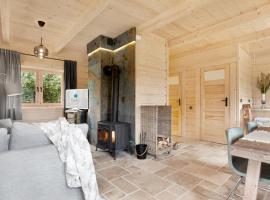 SeaUSasino - Dom Pierwszy - Luksusowe Drewniane Domy z Kominkami
