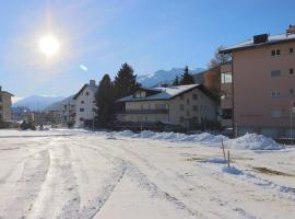 Casa Pramalinis - Manstein, Davos (Davos Dorf yakınında)