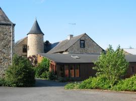 Gîtes de la Ferme Auberge de Mésauboin, Billé (рядом с городом Combourtillé)