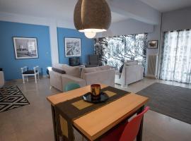 Thessaloniki Sea View Boardwalk Apartment