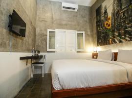 Watu Agung Guest House