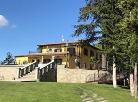 Villa Ghiandai, Areco