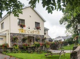 The Castle Inn, Ebbw Vale (рядом с городом Nant-y-bwch)