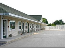 Sea Esta Motel 2, Long Neck (in de buurt van Georgetown)