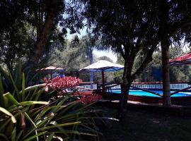 Camping Don Juan, Campo Grande (Aristóbulo del Valle yakınında)