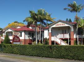 Lismore Wilson Motel, Lismore (Goonellabah yakınında)
