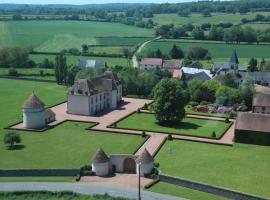 Les Residences du Chateau de Vianges, Vianges (рядом с городом Diancey)