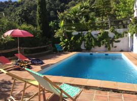 Holiday home Carretera Estepona Genalguacil, Genalguacil