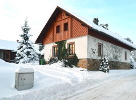 Haus Kaprasova II 110W, Rŭzovka (Březovice yakınında)