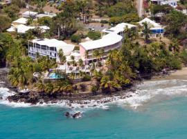Blue Haven Hotel - Bacolet Bay - Tobago, Скарборо