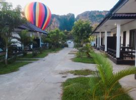 Phatty Villa Vang Vieng