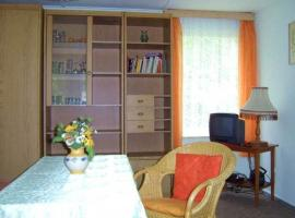 Ferienhaus Warthe UCK 662, Egarsee (Hardenbeck yakınında)