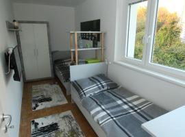 voll möbliertes Apartment 70qm, Linz